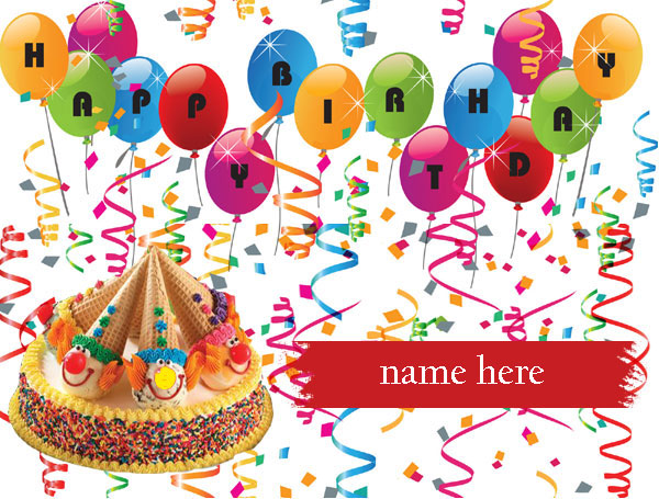 Happy Birthday Images Gif With Name Djiwallpaper Co